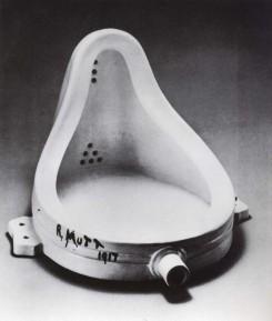 Fuente (1917) Marcel Duchamp