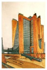 Studio per la Città Nuova (1914) Antonio Sant´Elia