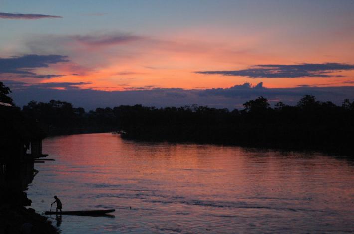 Yurimaguas río Marañón